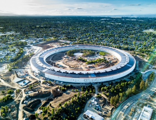 Apple Park Looks Like a Spaceship While Blurring Lines With Nature