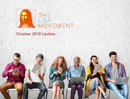 LISA Movement October '18 Update: Sustainability