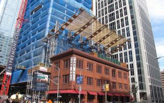 181 Fremont construction in San Francisco